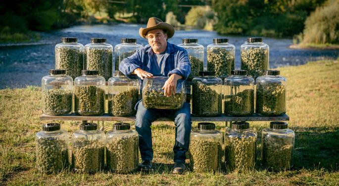Jim Belushi Takes On Your Blues With His Pot