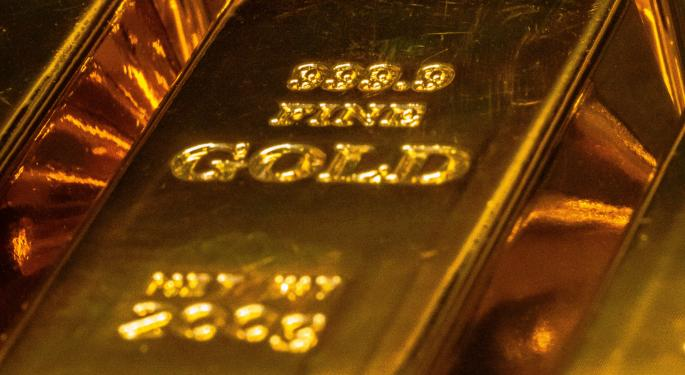 Thursday's Market Minute: Gold's Unhappy New Year