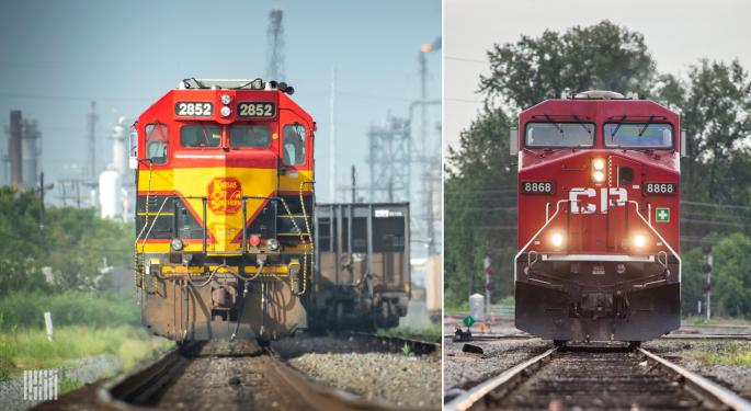 Railroad Megamerger Could Be Boon For Shippers