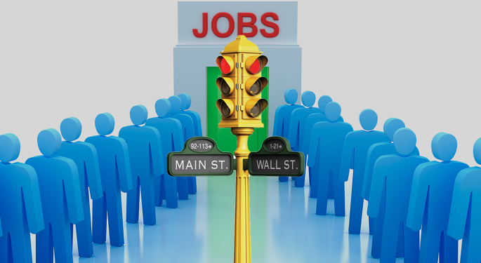 March Jobs Miss 'More Noise Than Signal'