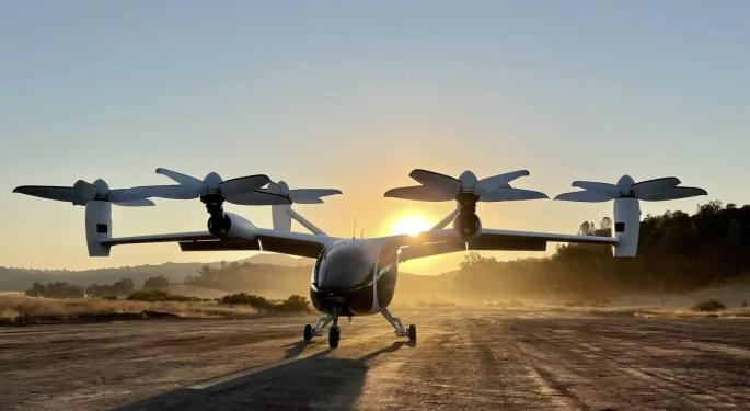 Joby Aviation Lands SPAC Deal To Bring Urban Air Mobility Company Public