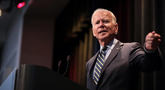 Biden Seeks $37B In Congressional Funding To Counter Chip Crisis: Reuters