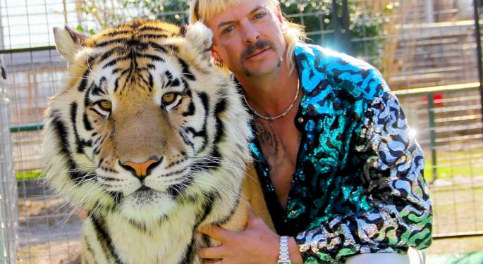 Peacock Trumps Amazon On Joe Exotic Series As The Real Tiger King Gets Re-Sentenced
