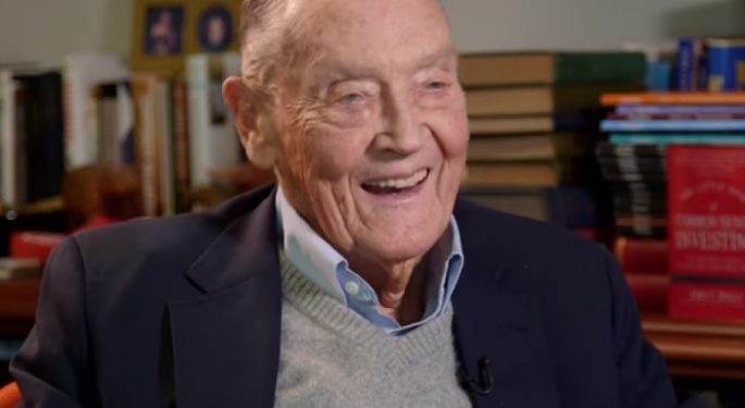 The Life And Legacy Of Jack Bogle, Legendary Investor And Founder Of Vanguard Group