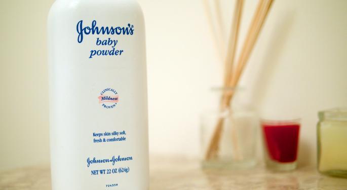 Johnson & Johnson Pulls Talc-Based Baby Powder From US, Canada As Cancer Claims Kill Demand