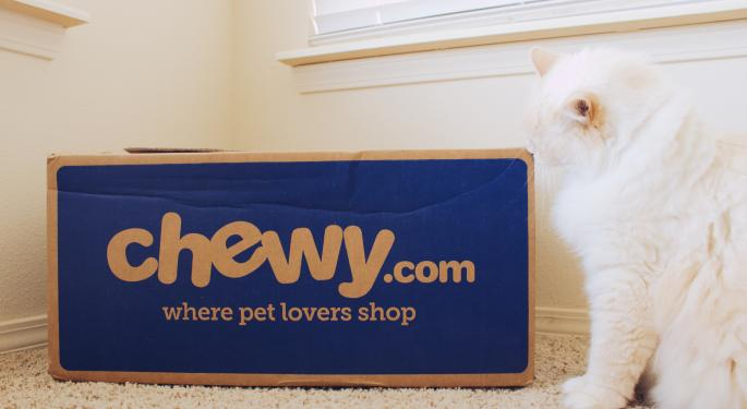 Ryan Cohen-Founded Pet Retailer Chewy Wants To Give You The Disney World Experience