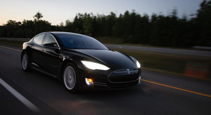 Wedbush da a Tesla un precio objetivo de 00