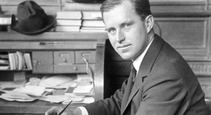Wall Street Crime And Punishment: Joseph P. Kennedy, The Crooked Dynasty Patriarch