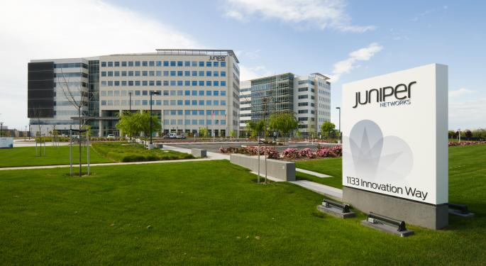 Juniper Is A Goldman Sachs Conviction Buy On Switching Momentum