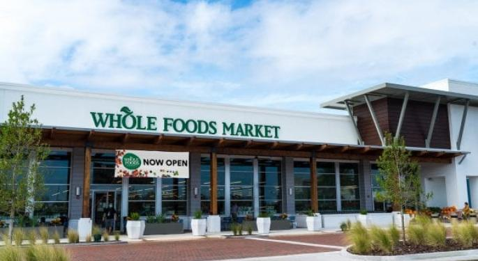 Whole Foods Launches 1-Hour Pickup: How It Compares To Amazon's Grocery Rivals