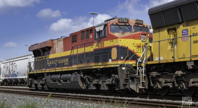 Pandemic Weighs On Kansas City Southern's Second-Quarter Profits