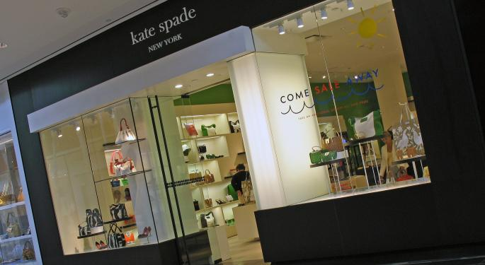 Kate Spade Is For Sale; Wunderlich Says 'We Believe It Will Happen'
