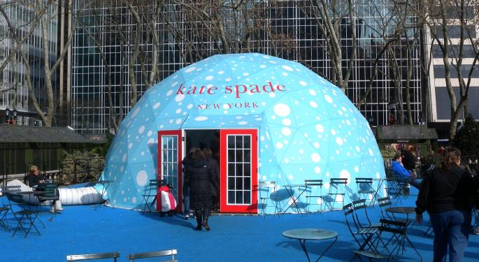 Gadfly's Banjo: Kate Spade Shouldn't Sell Itself