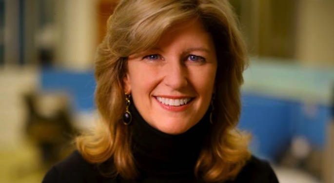 One Of The World's Most Powerful Women, Fidelity Personal Investing President Kathleen Murphy, To Tell Her Story At The Benzinga Global Fintech Awards