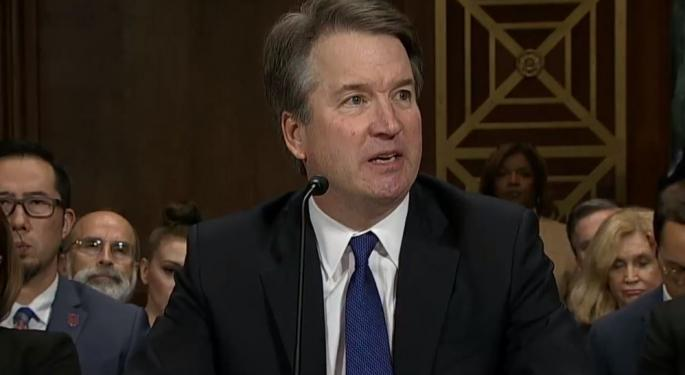Kavanaugh's Confirmation Vote Delayed One Week For 'Supplemental' FBI Investigation