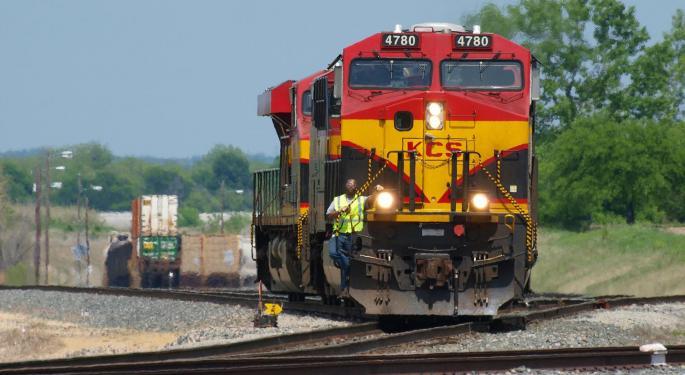 Kansas City Southern Reports Record Quarterly Revenue