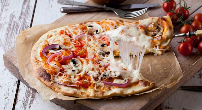 Thursday's Market Minute: Pizza Party