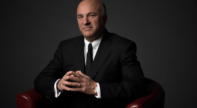 Kevin O'Leary Was Fired On The First Day Of His First Job And He Couldn't Be More Grateful