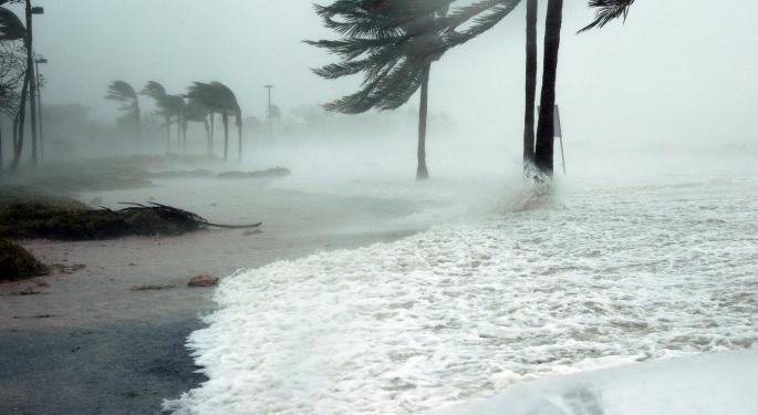 Hurricane Dorian's Track Shift Lowers Loss Estimates For Insurers