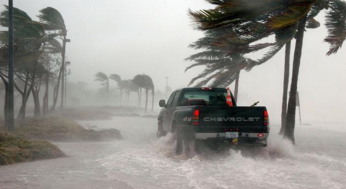 Hurricane Season Still Alive And Kicking