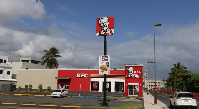 Yum Brands Has 30% Upside Following China Divestiture