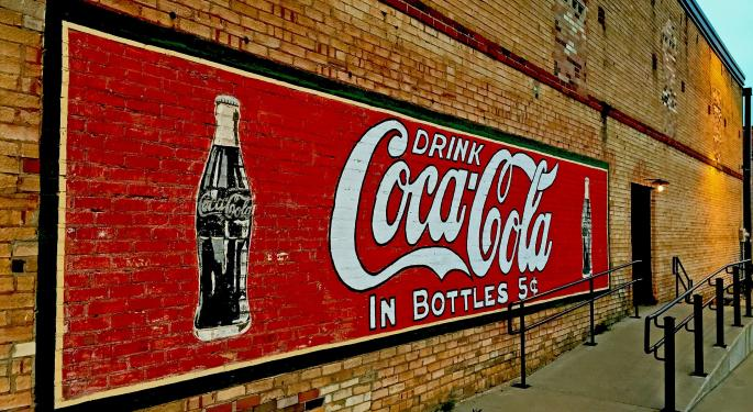 Did You Miss The 3-Way Coca-Cola Bottling Merger?