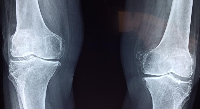 Unity Biotech Craters After Lead Drug Flunks Midstage Osteoarthritis Study