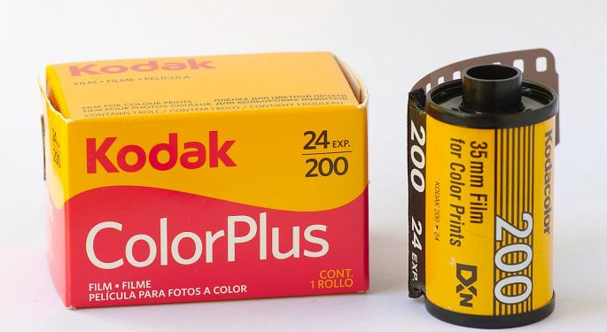 Kodak CEO Says Moving Forward On Generic Drug Ingredients Venture, With or Without Federal Loan