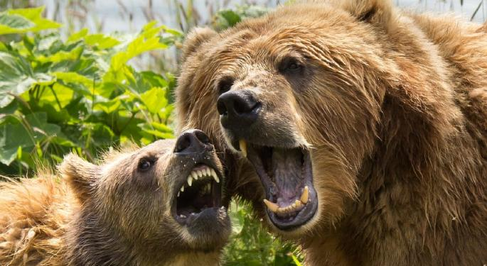 Leveraged ETF Are Fighting The Small-Cap Bear