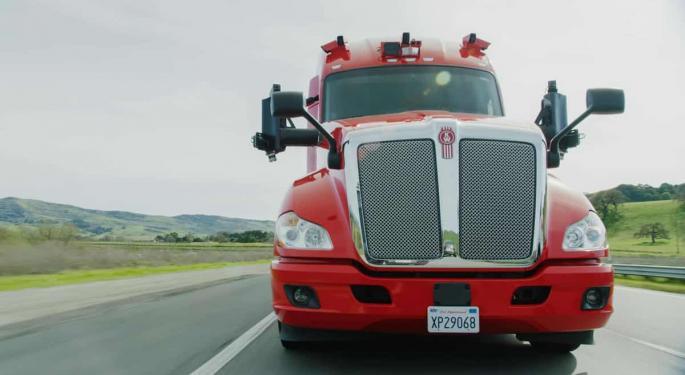 Kodiak Robotics Releases Safety Report On Self-Driving Technology