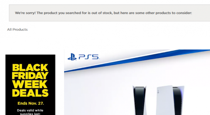 Fan Site Reports Thousands Of Kohl's Orders Cancelled Amid Red-Hot PlayStation 5 Orders