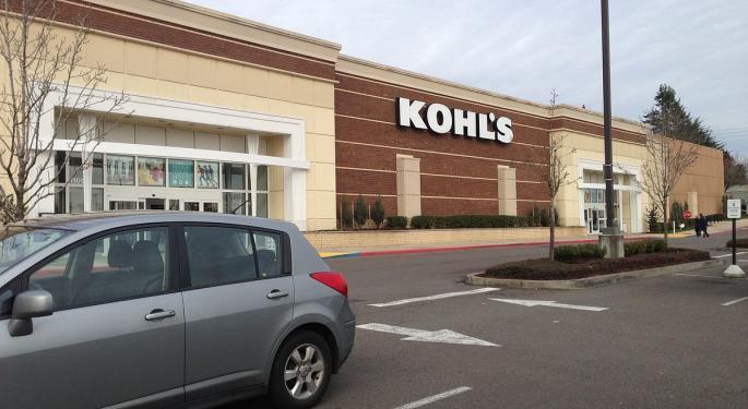 Analysts Cautious On Kohl's Despite Marketing, Holiday Push