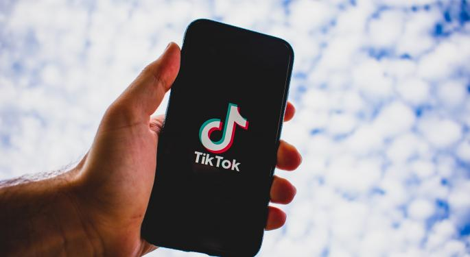 TikTok Parent In Talks With US To Retain Part Ownership Of Video App: WSJ