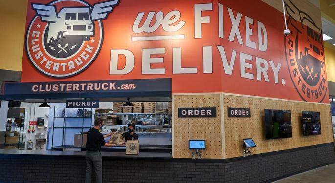 Kroger Expands In-Store Restaurant Presence With ClusterTruck