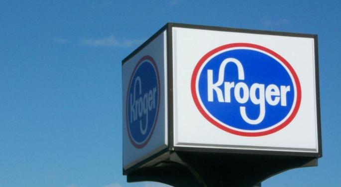 Kroger CEO Talks Earnings, Digital Growth And Food Prices