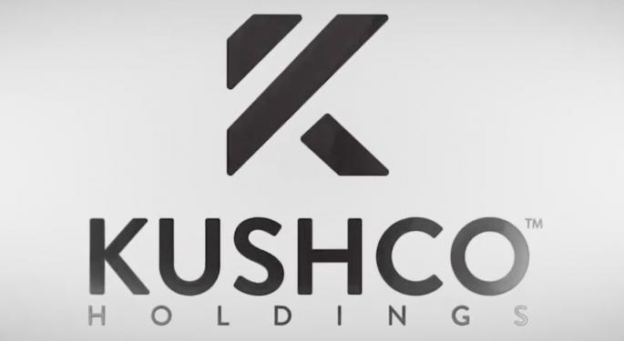 KushCo Progresses Towards Positive EBITDA