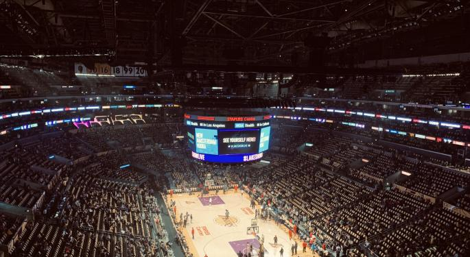NBA's Lakers Return $4.5M Coronavirus Relief Loan Meant For Small Businesses To Keep Payroll