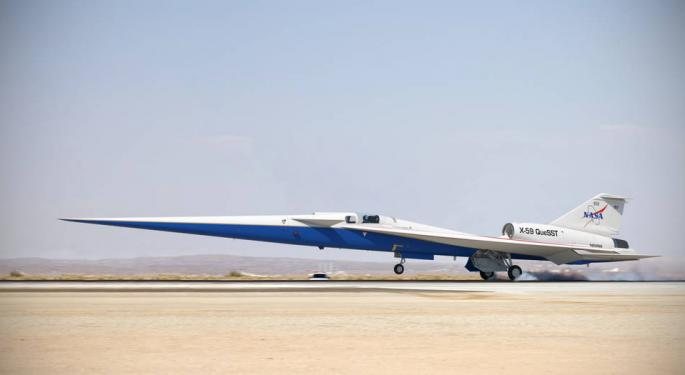 What To Know About NASA-Lockheed Martin's New Supersonic Plane