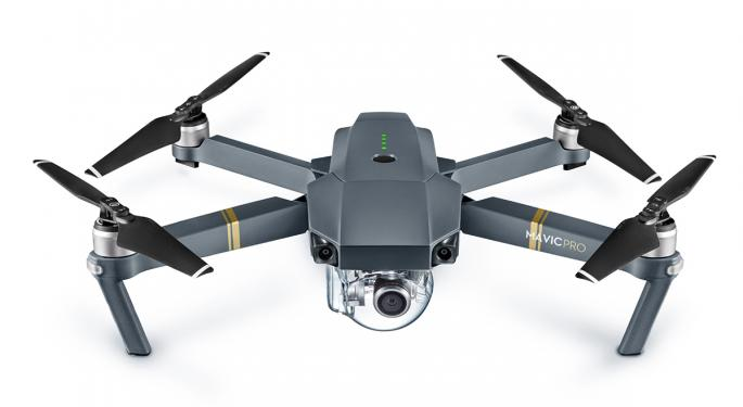 The Drone Wars Are Heating Up: Could GoPro Be Left In The Dust?