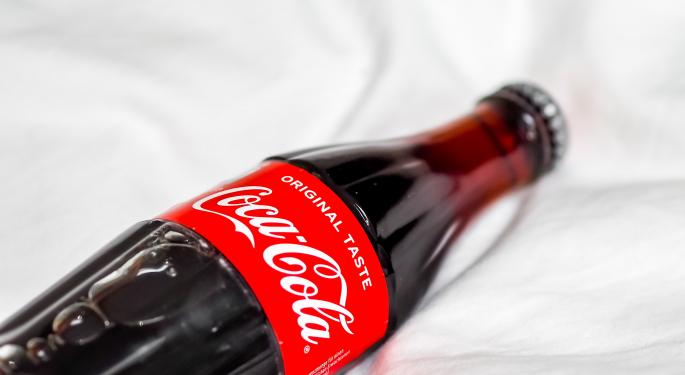 $1,000, 5 Years Later: Coca-Cola Stock Fizzes, But Falls A Little Flat