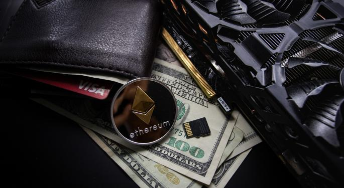 Morgan Stanley Sees Ethereum's Strength Benefiting AMD, Nvidia