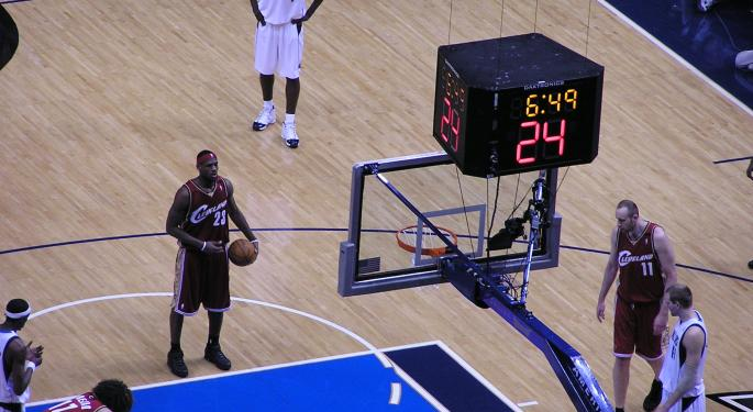 JPMorgan Is 'The LeBron James Of Banking'