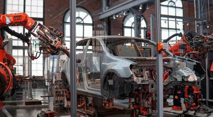 Automakers Plan To Restart North American Factories – But Cars Aren't First On The List