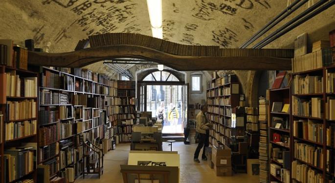 Barron's Recap: Barnes & Noble, DSW Could Skyrocket