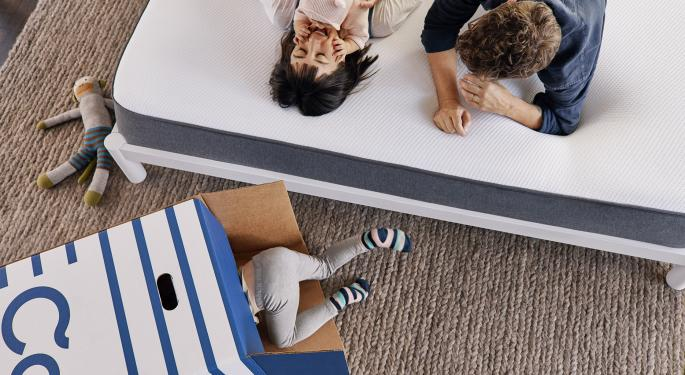Mattress Company Casper Sleep Files For IPO