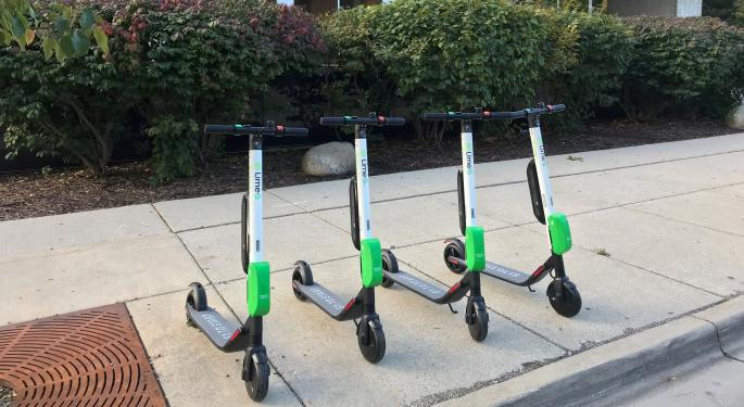 E-Scooters: The Bull And The Bear