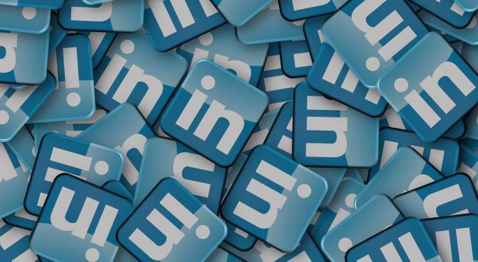 Filing Details Microsoft And Salesforce's Bidding War For LinkedIn