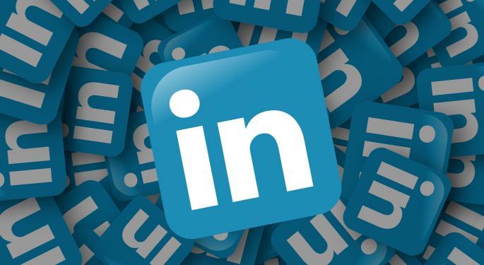 Bob Peck: Look Forward To LinkedIn's Second Half