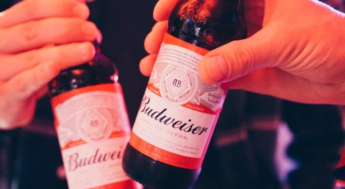 Beer Is Back, AB InBev CEO Says At-Home Sales Helped Growth