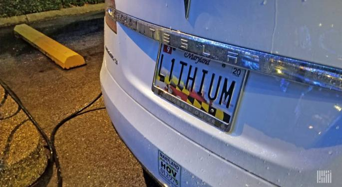 Drilling Deep: Battery Technology Racing Ahead; So Is The Price Of Diesel
